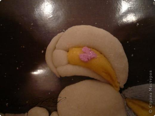 Мастер-класс Лепка: Мастер-класс по лепке зайчика Тесто соленое. Фото 14