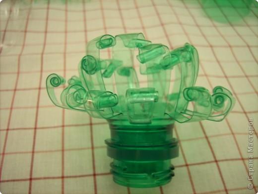 Моделирование: небольшое обьяснение по изготовлению пластиковых цветов.. Фото 11