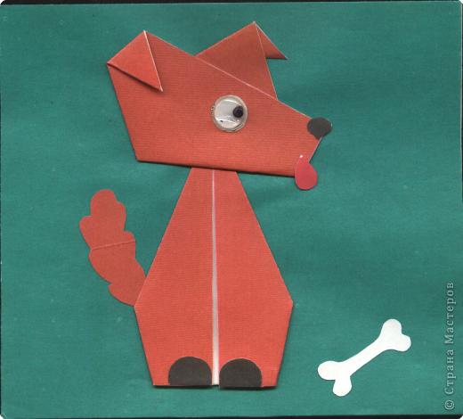 Презентация поделка из бумаги для детей 1 класс