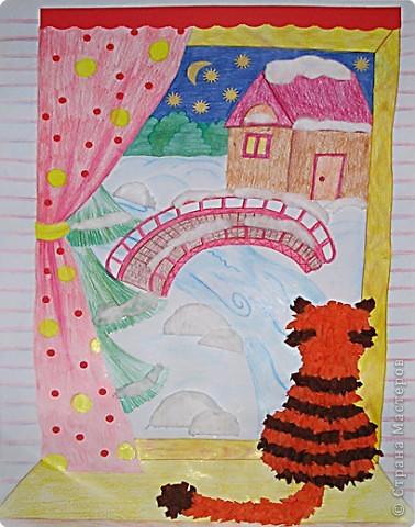 Внеклассная работа Аппликация, Рисование и живопись, Торцевание