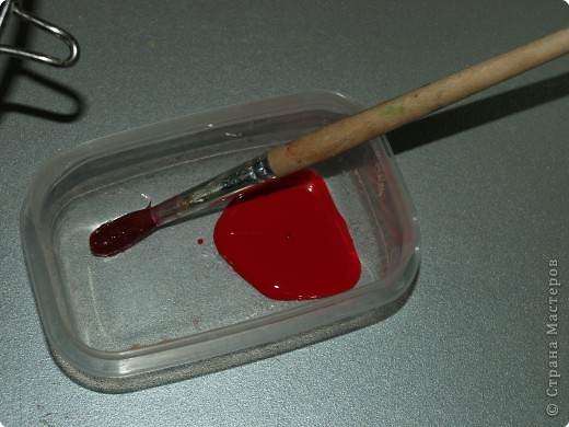 Декор предметов, Мастер-класс,  : МАСТЕР-КЛАСС. Бутылочка с солью . Фото 5