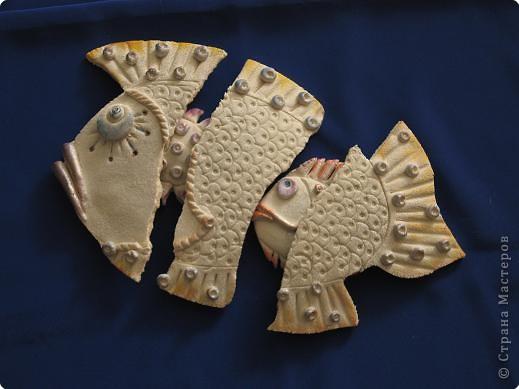 Лепка: Рыбьи истории