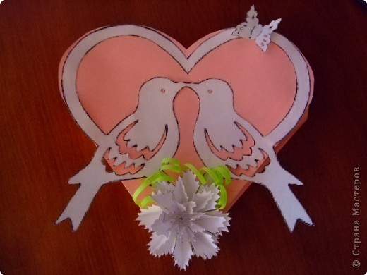 Валентинки оригами своими руками из бумаги