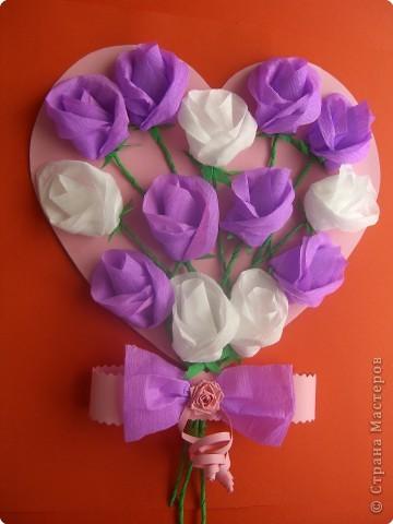 розы по мк Т.Просняковой