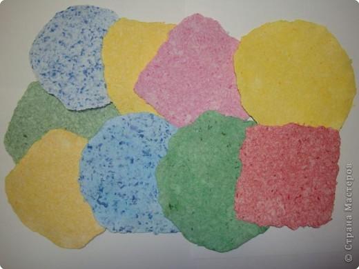 Мастер-класс, Материалы и инструменты: Ещё один способ изготовления бумаги своими руками МК. Бумага. Фото 9