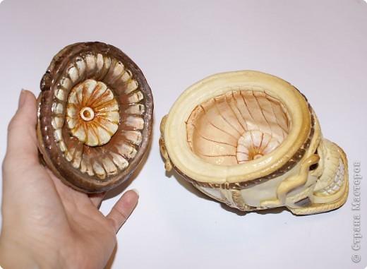 Лепка: Череп-шкатулка. Фото 2