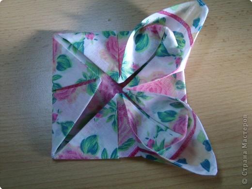 Оригами архитектура схемы: