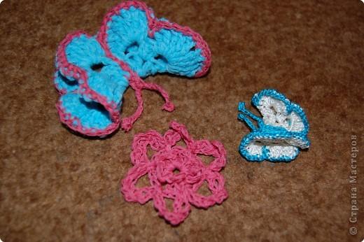 Схема вязания штанишек детям фото 167