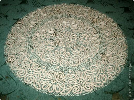 Плетение на коклюшках:
