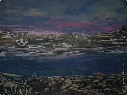 Картина, панно, рисунок Энкаустика: ЭНКАУСТИКА-ВОСКОВАЯ ЖИВОПИСЬ Воск. Фото 1