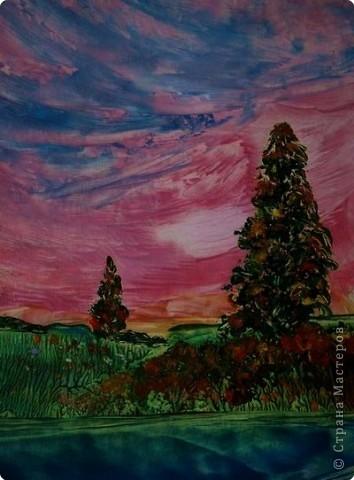 Картина, панно, рисунок Энкаустика: ЭНКАУСТИКА-ВОСКОВАЯ ЖИВОПИСЬ Воск. Фото 2