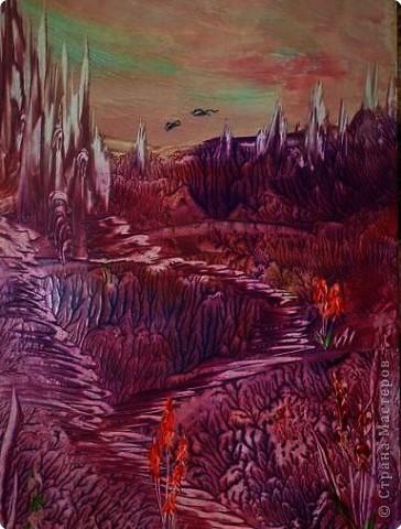 Картина, панно, рисунок Энкаустика: ЭНКАУСТИКА-ВОСКОВАЯ ЖИВОПИСЬ Воск. Фото 5