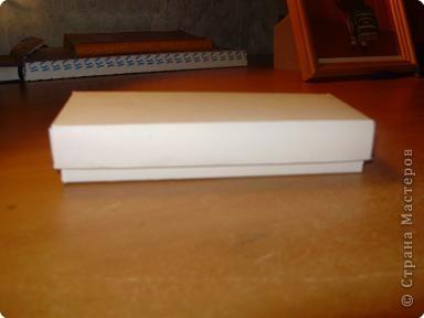 Мастер-класс Бумагопластика: коробочка Бумага. Фото 1