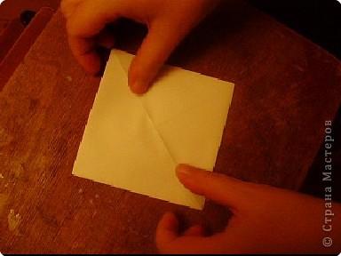 Мастер-класс, Открытка, Поделка, изделие Оригами: Открытка  Бумага Валентинов день, 8 марта, День рождения, Свадьба. Фото 15