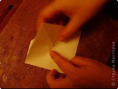 Мастер-класс, Открытка, Поделка, изделие Оригами: Открытка  Бумага Валентинов день, 8 марта, День рождения, Свадьба. Фото 16