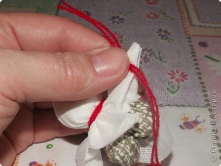 Куклы, Мастер-класс Шитьё: Кукла на Счастье МК Ткань 8 марта. Фото 10