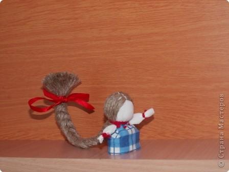 Куклы, Мастер-класс Шитьё: Кукла на Счастье МК Ткань 8 марта. Фото 23