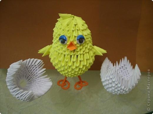 Игрушка Оригами модульное: