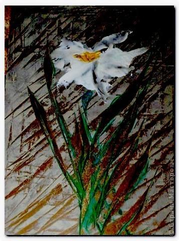 Картина, панно, рисунок Энкаустика: ЭНКАУСТИКА-ВОСКОВАЯ ЖИВОПИСЬ Воск. Фото 4