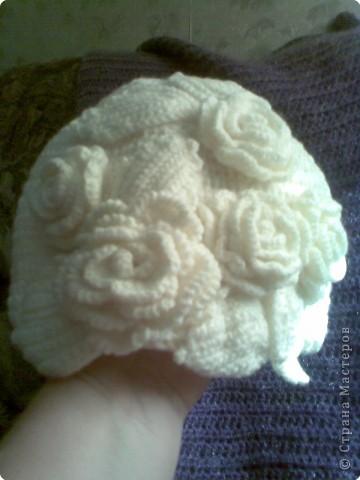 Вязание крючком. роза. цветы. вязание.  Belka.  0. 14 февраля.