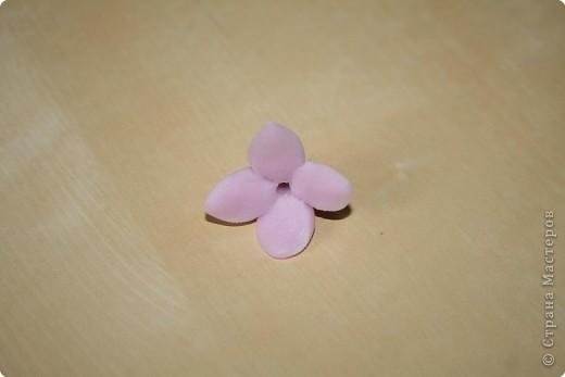 Лепка: Цветочное настроение. Фото 8