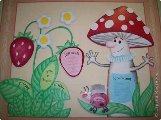 Оформление уголков в детском саду своими руками в картинках