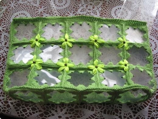 Вязание крючком, Шитьё: Летняя сумочка из пластиковых бутылок (МК)