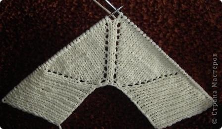Мастер-класс Вязание спицами: Вязание следков. Нитки. Фото 6