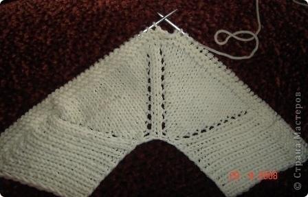 Мастер-класс Вязание спицами: