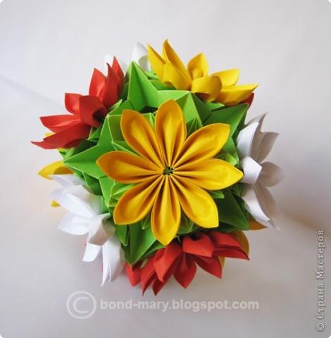 Оригами, кусудамы | Записи в