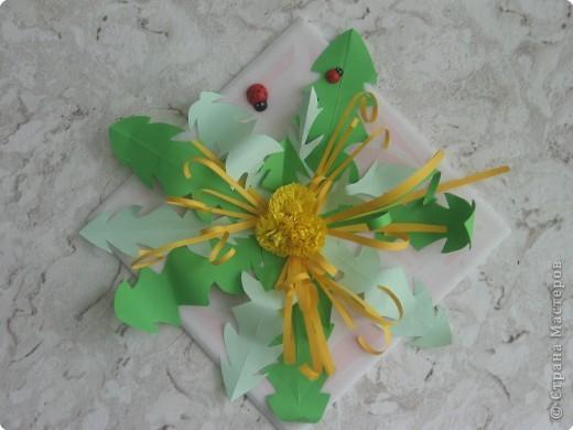 Бумажные поделки вертушки вязания на