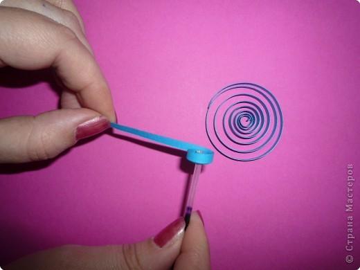 Мастер-класс Квиллинг: работа в технике квиллинг  Бумага. Фото 3