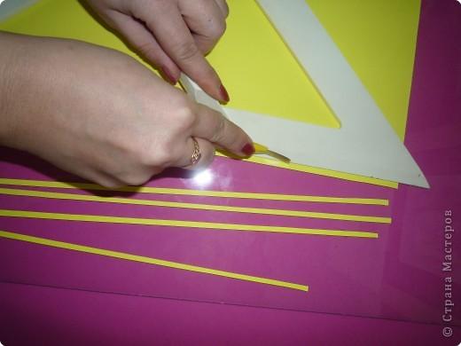 Мастер-класс Квиллинг: работа в технике квиллинг  Бумага. Фото 4