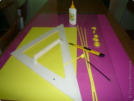 Мастер-класс Квиллинг: работа в технике квиллинг  Бумага. Фото 5