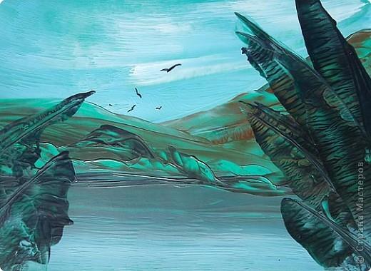 Картина, панно, рисунок Энкаустика: ЭНКАУСТИКА-ВОСКОВАЯ ЖИВОПИСЬ Воск. Фото 24