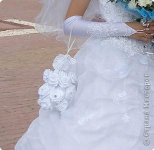 Шитьё: Моя свадебная сумочка