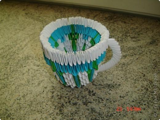 модульное оригами схемы сборки корзинки.