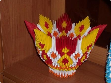 Модульное оригами_идеи из нета