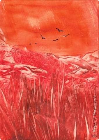 Картина, панно, рисунок Энкаустика: ЭНКАУСТИКА-ВОСКОВАЯ ЖИВОПИСЬ Воск. Фото 47