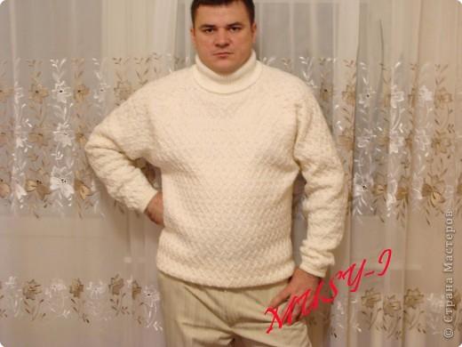 Вязаный жилет на спицах женский. мужской свитер вязание с v-вырезом
