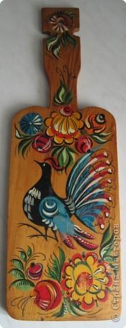 Роспись: Разделочные доски - подарки Надюшки Дерево. Фото 4