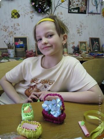 "Мастер-класс: цветы из пайеток ""ракушек"" МК Пайетки. Фото 17"