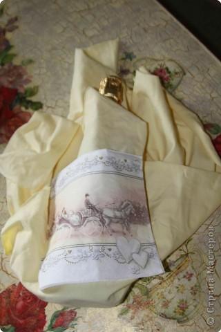 Мастер-класс Декупаж: Свадебный наборчик. Свадьба. Фото 2