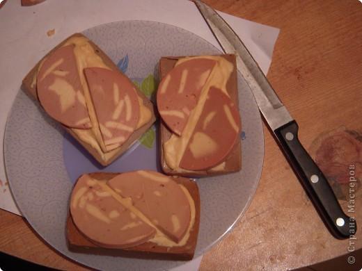 Мастер-класс Мыловарение: Два кусочика колбаски... МК Мыло. Фото 11