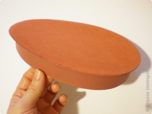 Мастер-класс Аппликация: Пасхальная курочка-несушка Бумага Пасха. Фото 6