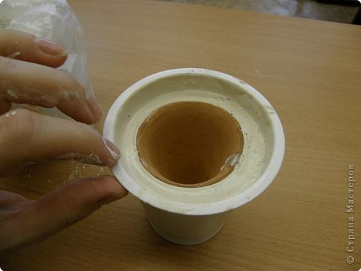 Мастер-класс Лепка: Глиняное литье. Глина. Фото 3