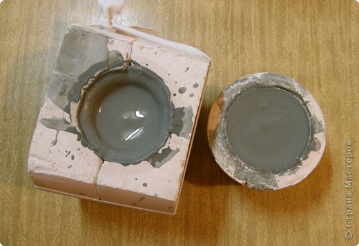 Лепка: Глиняное литье.. Фото 10