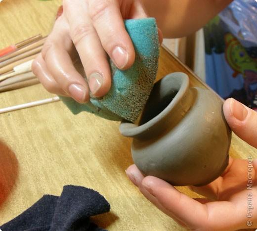 Лепка: Глиняное литье.. Фото 15