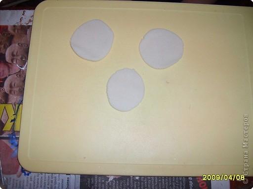 Мастер-класс Лепка: МК.гладиолус из соленого теста Тесто соленое. Фото 3