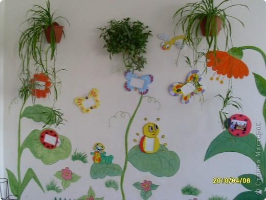 Поделки для детского сада на стене 245